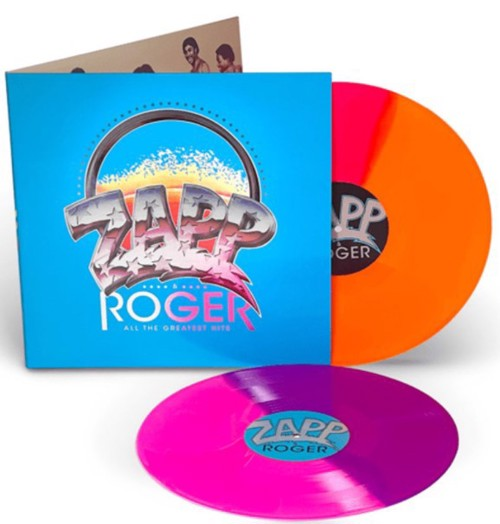 Zapp & Roger - All The Greatest Hits (Indie Only - Coloured Vinyl) - 2LP (LP)