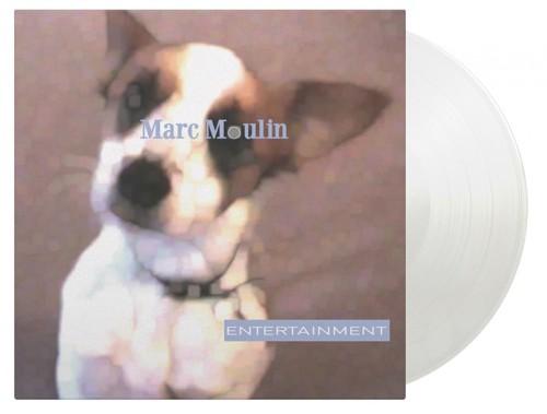 Marc Moulin - Entertainment (Translucent Vinyl) (LP)