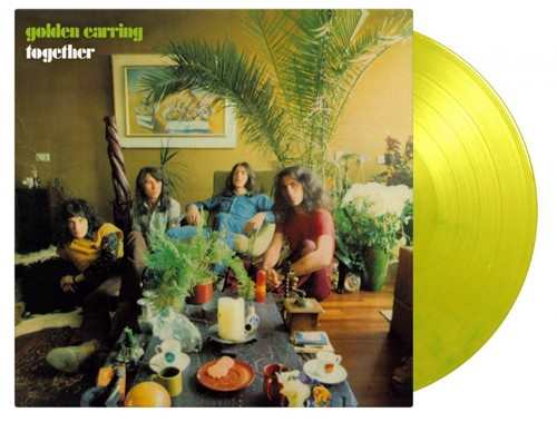 Golden Earring - Together (Psychedelic Green Vinyl) (LP)