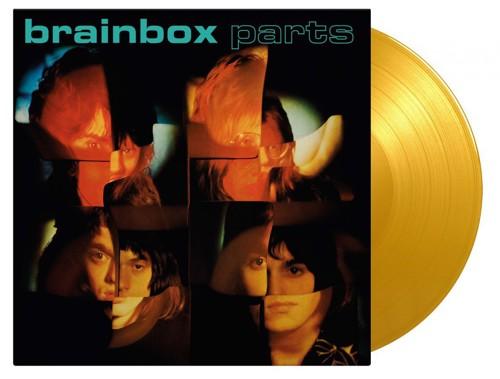 Brainbox - Parts (Yellow vinyl) (LP)