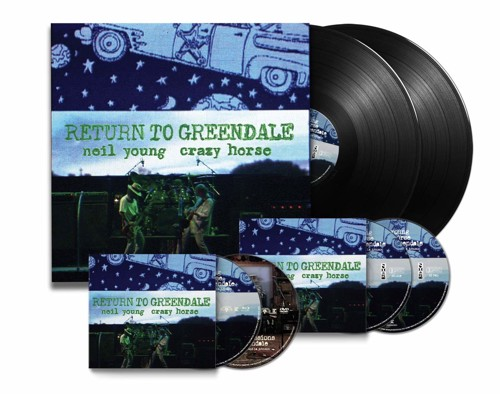 Neil Young - Return To Greendale (Limited deluxe edition box set - Numbered) (LP)