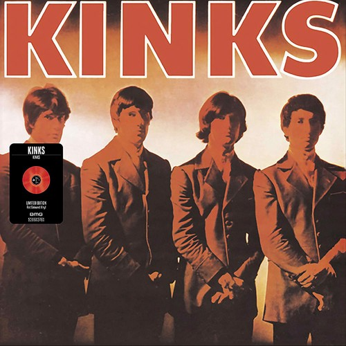 The Kinks - Kinks (Red vinyl) (LP)