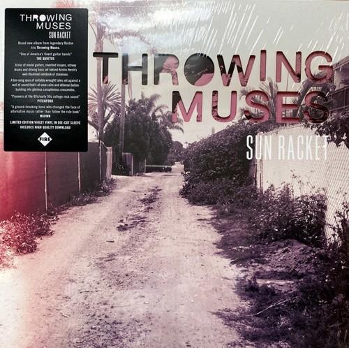 Throwing Muses - Sun Racket (Violet coloured vinyl) (LP)