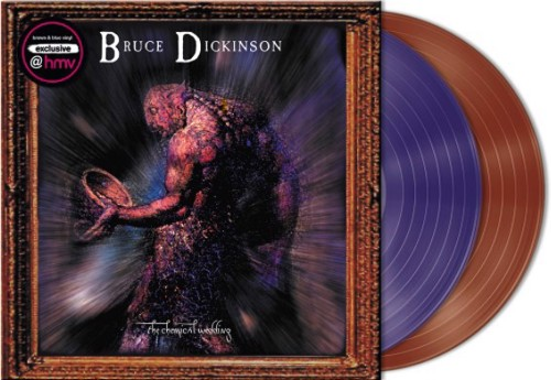 Bruce Dickinson - The Chemical Wedding (Coloured vinyl) - 2LP (LP)