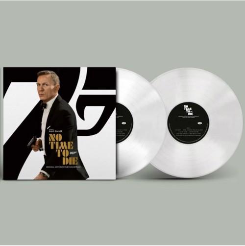 OST / Hans Zimmer - No Time To Die (White Vinyl) - 2LP (LP)