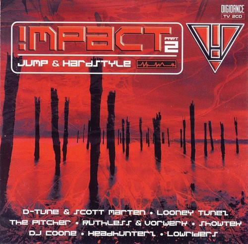 Various - !mpact Part 2 (Jump & Hardstyle) (CD)