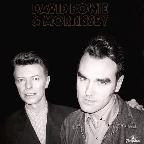 David Bowie & Morrissey - Cosmic Dancer (Live) (SV)