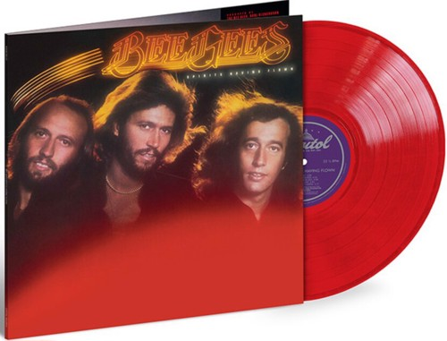 Bee Gees - Spirits Having Flown (Red vinyl) (LP)