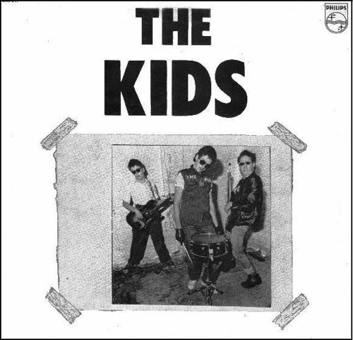 The Kids - The Kids (White Vinyl / Very Limited!!) (LP)