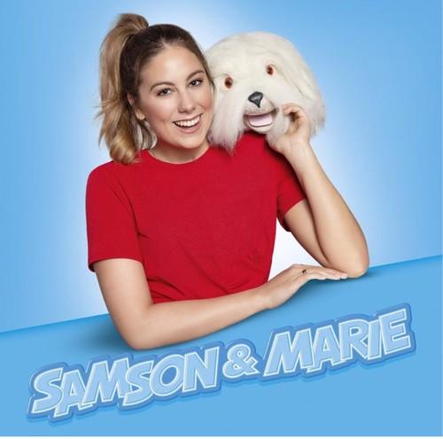 Samson & Marie - Samson & Marie (CD)