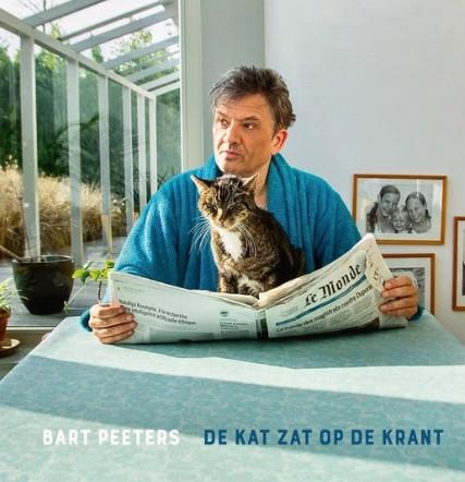 Bart Peeters - De Kat Zat Op De Krant (CD)
