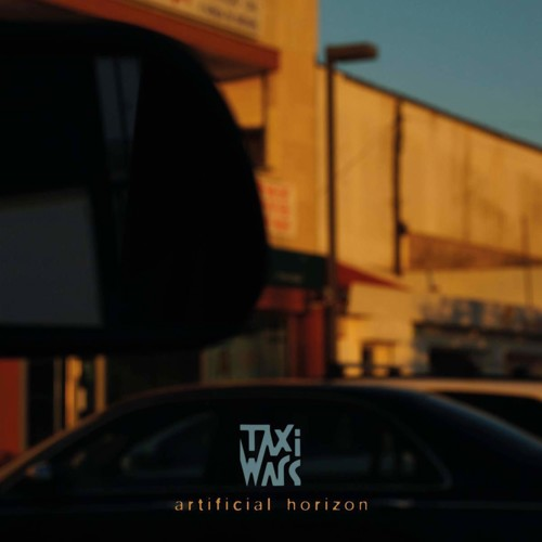 Taxiwars - Artificial Horizon (CD)