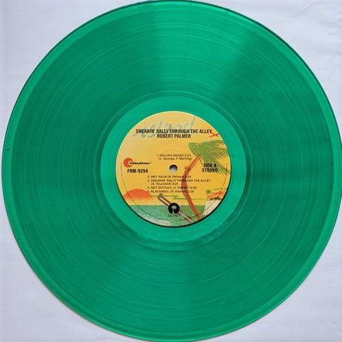 Robert Palmer - Sneakin' Sally Through The Alley (Emerald green vinyl) - RSD21 (LP)