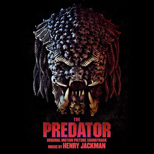 *         Henry Jackman - The Predator (Original Motion Picture Soundtrack) - Coloured vinyl 2LP (LP)