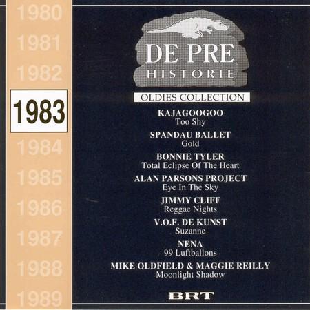 *         Various - De Pre Historie 1983 Vol. 1 (CD)