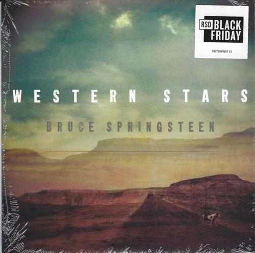 Bruce Springsteen - Western Stars - BF19 (SV)