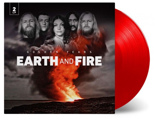 * Earth And Fire - Golden Years (Red Vinyl) - 2LP (LP)