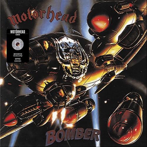 Motorhead - Bomber (Silver vinyl) (LP)