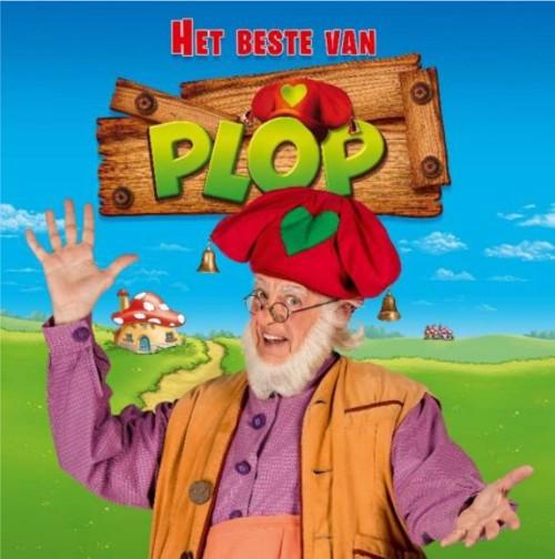 Kabouter Plop - Het Beste Van Kabouter Plop (LP)