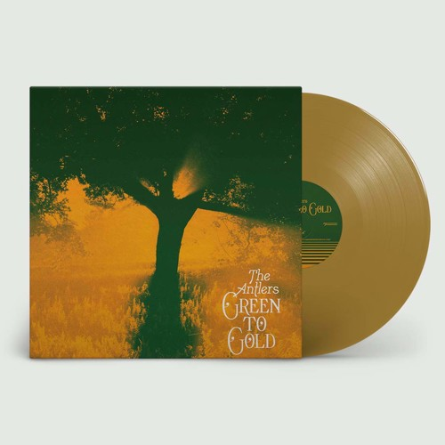 The Antlers - Green To Gold (Gold Vinyl) (LP)