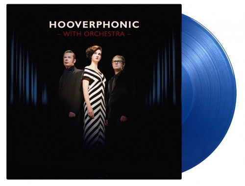 *  Hooverphonic - With Orchestra (Blue Vinyl) - 2LP