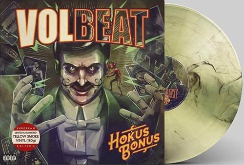 Volbeat - Hokus Bonus (Coloured Vinyl) (LP)