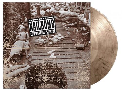 Nailbomb - Proud To Commit Commercial Suicide (Smoke Coloured Vinyl) (LP)