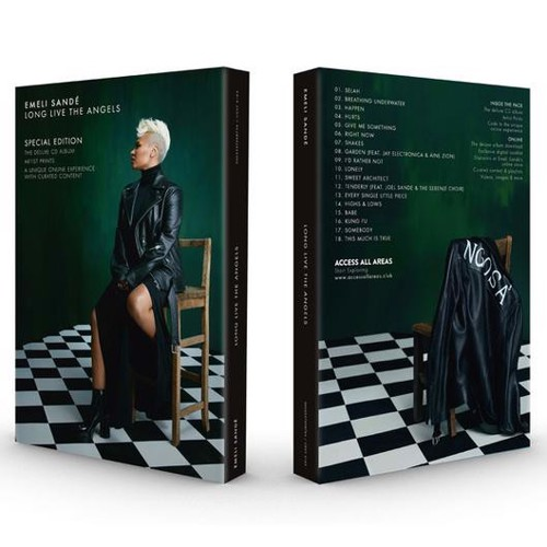 *      Emeli Sande - Long Live The Angels (Box Set) (CD)