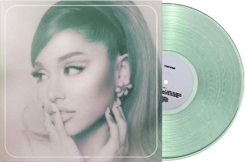 Ariana Grande - Positions (Coke Bottle Green Vinyl) (LP)