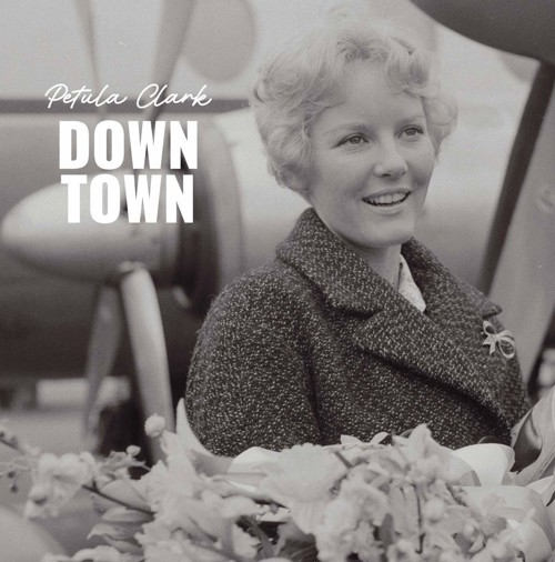 Petula Clark - Down Town / This Is My Song (Blueberry Vinyl) (SV)