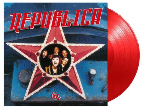 Republica - Republica (Red Vinyl) - RSD21 (LP)