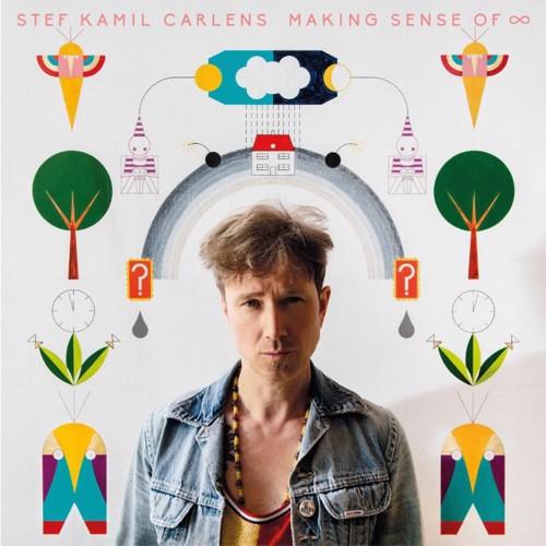 *  Stef Kamil Carlens - Making Sense Of 8 (CD)