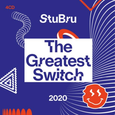 Various - The Greatest Switch 2020 - 4CD (CD)