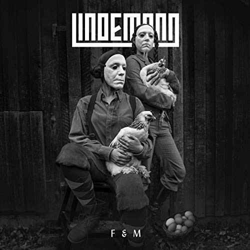 Lindemann - F & M (Limited Deluxe) (CD)