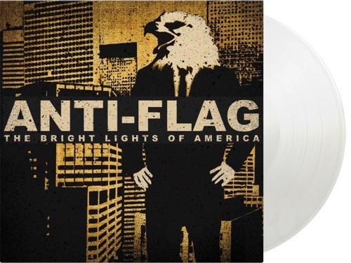 Anti-Flag - The Bright Lights Of America (White Vinyl) - 2LP (LP)
