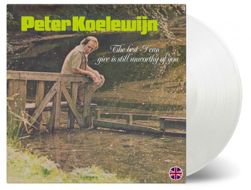 Peter Koelewijn - The Best I Can Give Is Still Unworthy Of You (White vinyl) - Indie Only Lex20 (LP)
