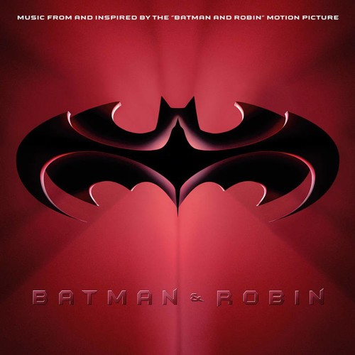 """Various - Batman & Robin: Music From And Inspired By The """"Batman & Robin"""" Motion Picture (Coloured vinyl) - Record Store Day 2020 / RSD20 Sep - 2LP (LP)"""