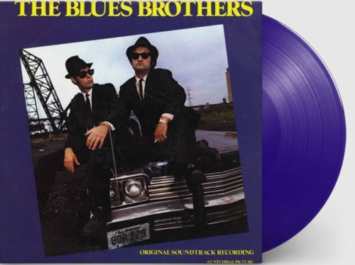 OST / The Blues Brothers - The Blues Brothers (Blue Vinyl) - National Album Day (LP)