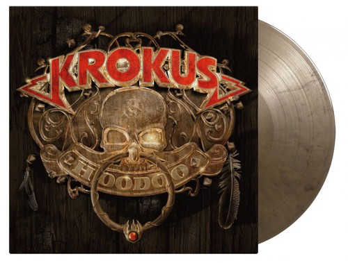 Krokus - Hoodoo (Marbled Vinyl) (LP)