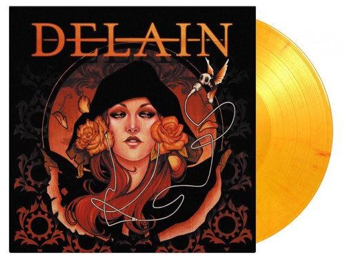 Delain - We Are The Others (Flaming Vinyl) (LP)