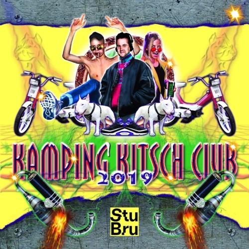 Various - Kamping Kitsch Club 2019 - 3CD (CD)