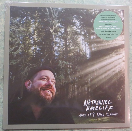 Nathaniel Rateliff - And It's Still Alright (Clear Mint Vinyl - Indie Only) (LP)
