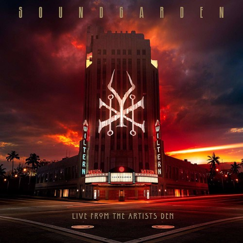 Soundgarden - Live From The Artists Den (4LP) (LP)