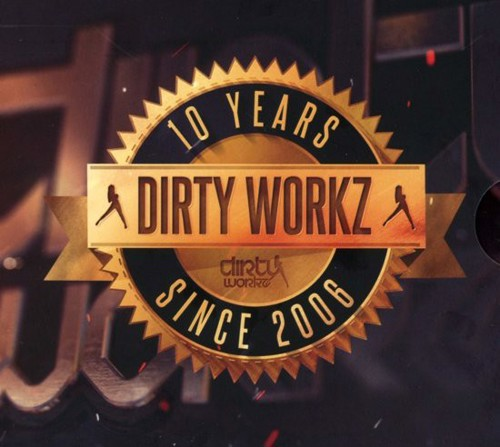 Various - 10 Years Dirty Workz (CD)