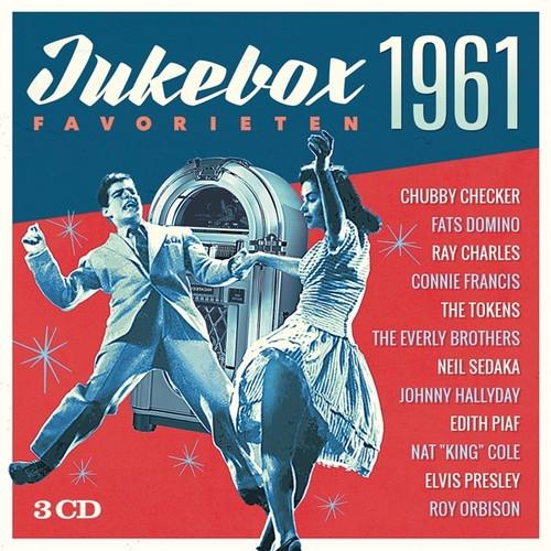 Various - Jukebox Favorieten 1961 - 3CD (CD)