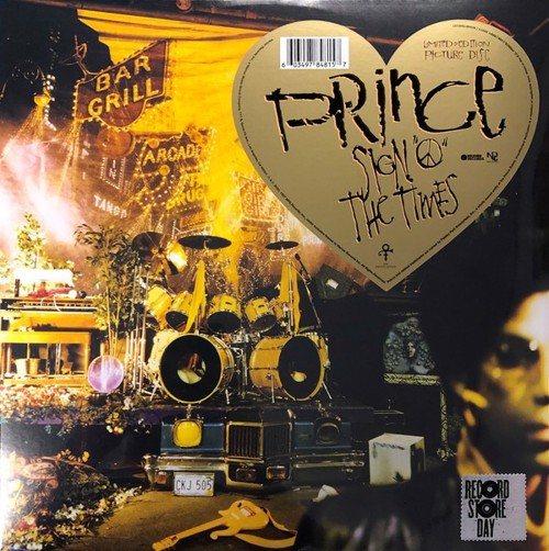 Prince - Sign O' The Times (Picture disc) - RSD20 Oct - 2LP (LP)
