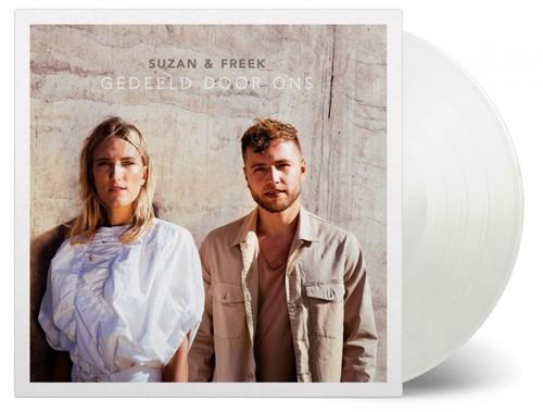 *   Suzan & Freek - Gedeeld Door Ons (White Vinyl) (LP)