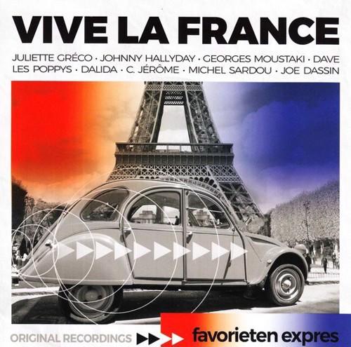 *      Various - Vive La France (CD)