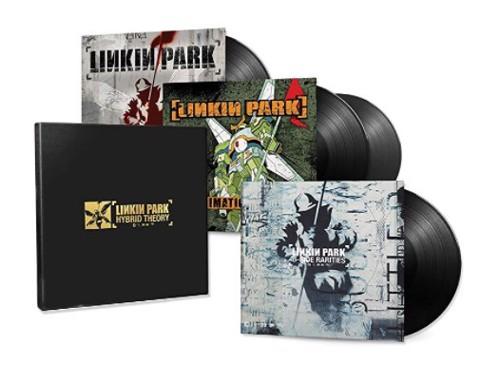 Linkin Park - Hybrid Theory - 20th Anniversary (4LP) (LP)