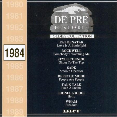 *         Various - De Pre Historie 1984 Vol. 1 (CD)